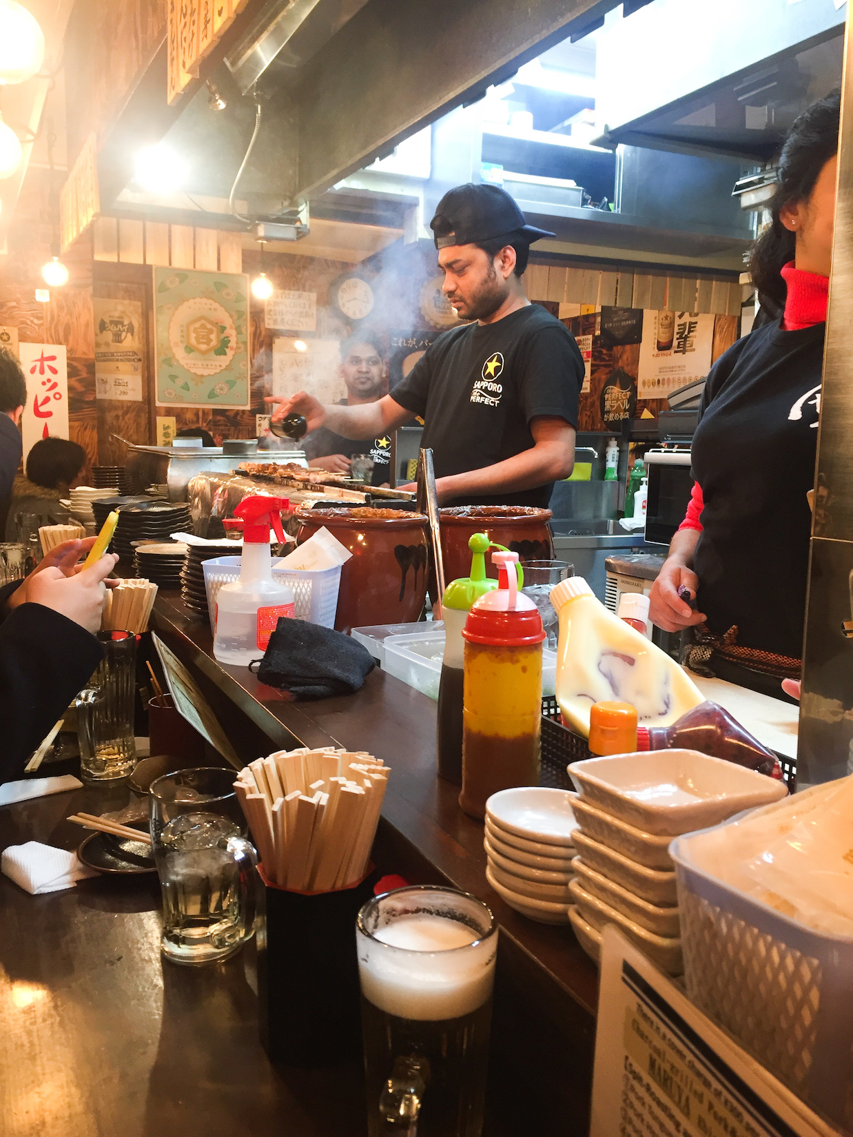 Food guide to Tokyo and Kyoto