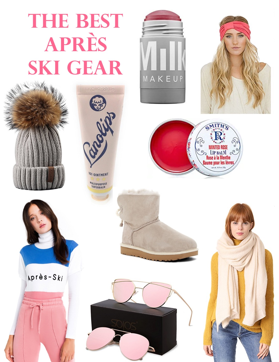 The best Apres Ski gear